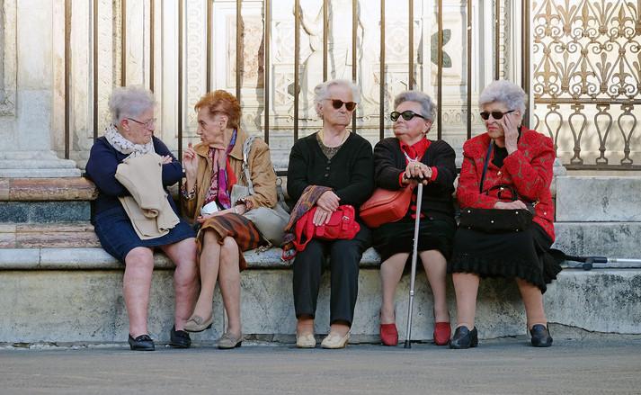 Granny mafia