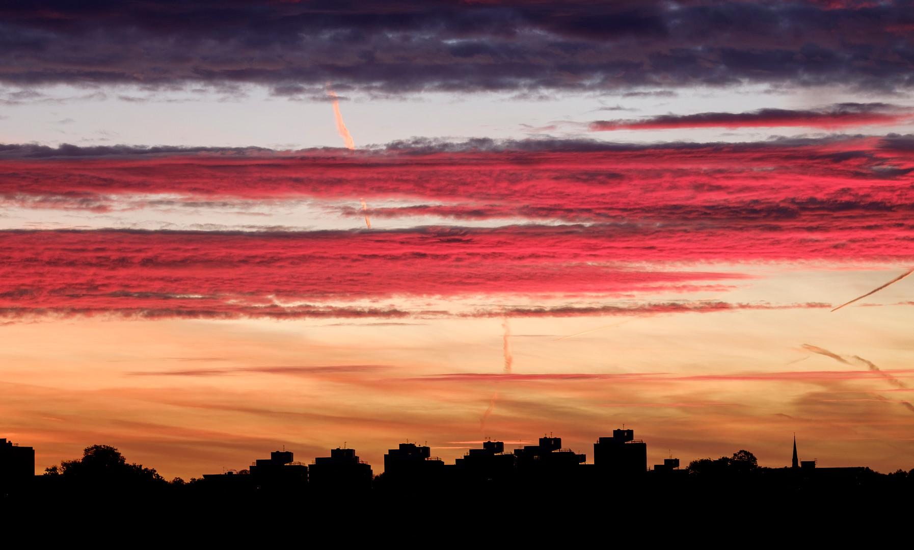 Roehampton sunrise