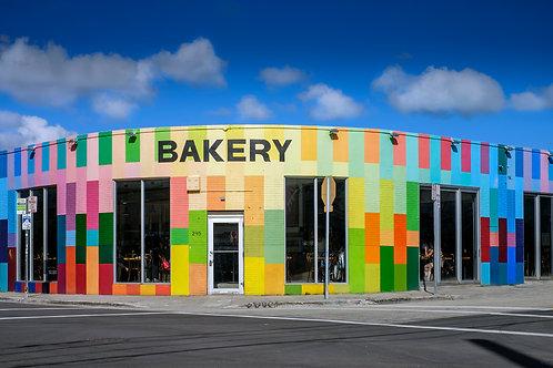 Wynwood Bakery, Miami, Florida