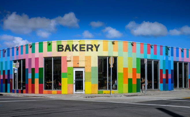 Bakery Wynwood, Miami, Florida