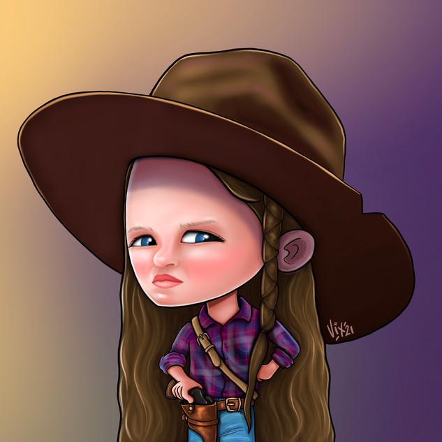 Judith twd caricature.jpg