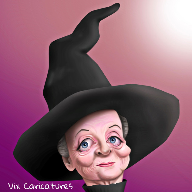 dame maggie smith caricature.jpg