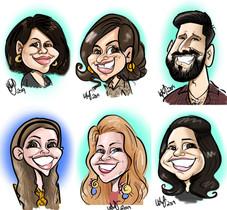 Digital Caricatures