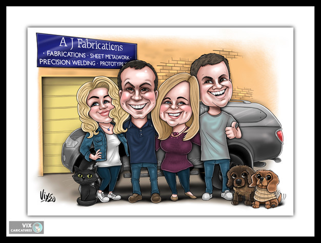 Colour Caricature gift from photos 6.jpg