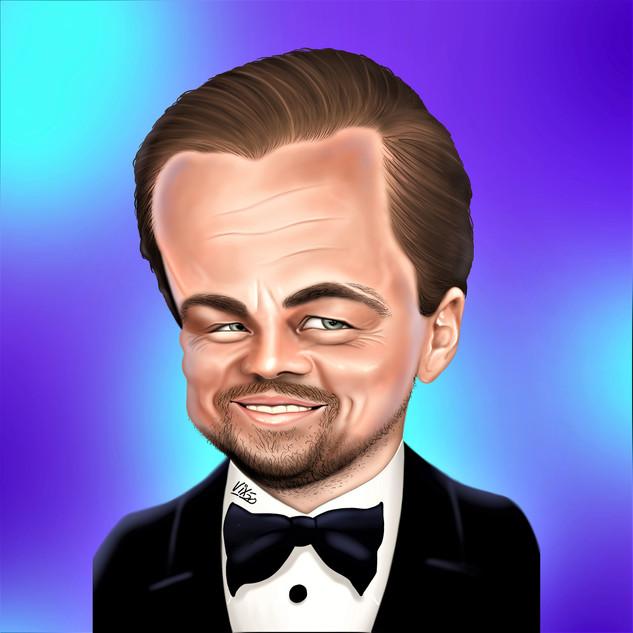 Leonardo_Dicaprio caricature.jpg