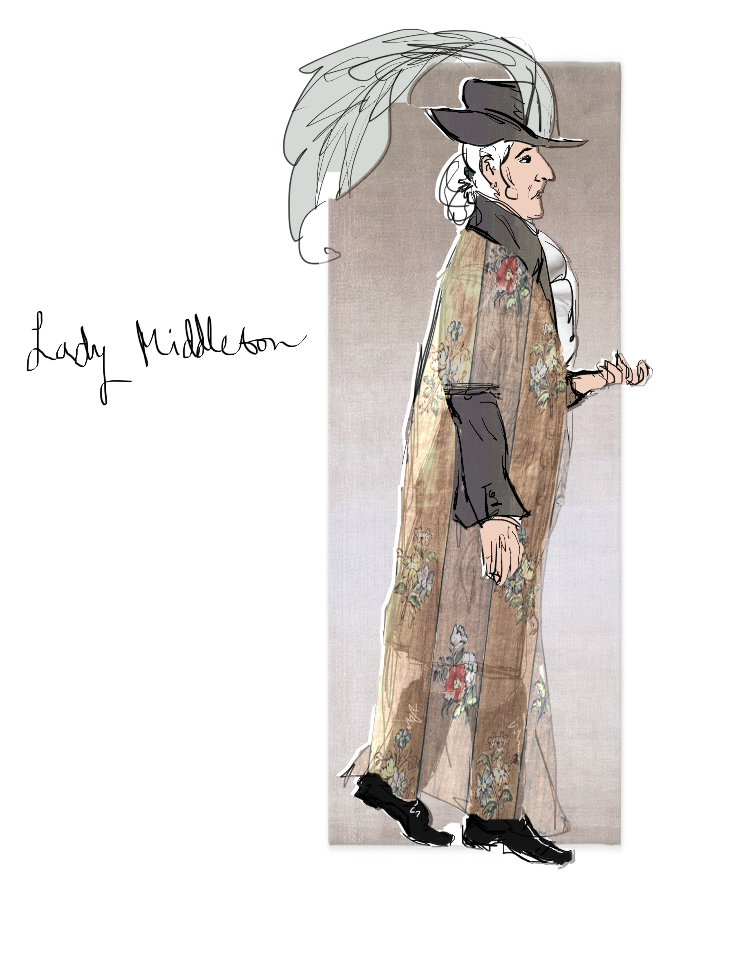 Lady Middleton
