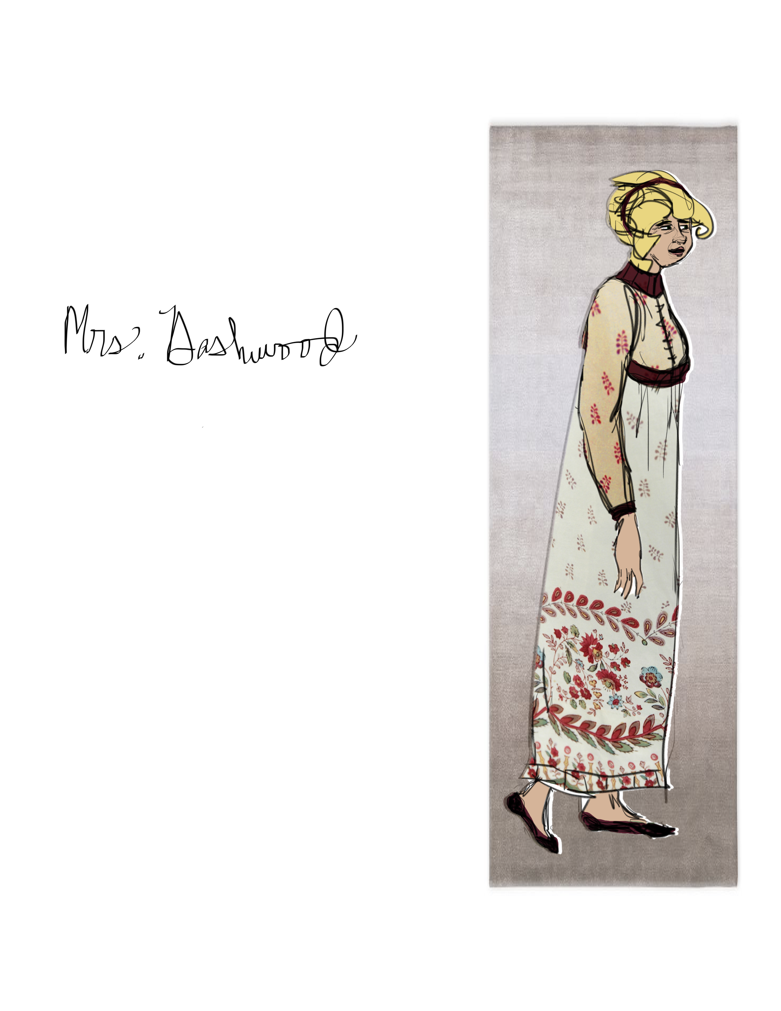 Mrs Dashwood