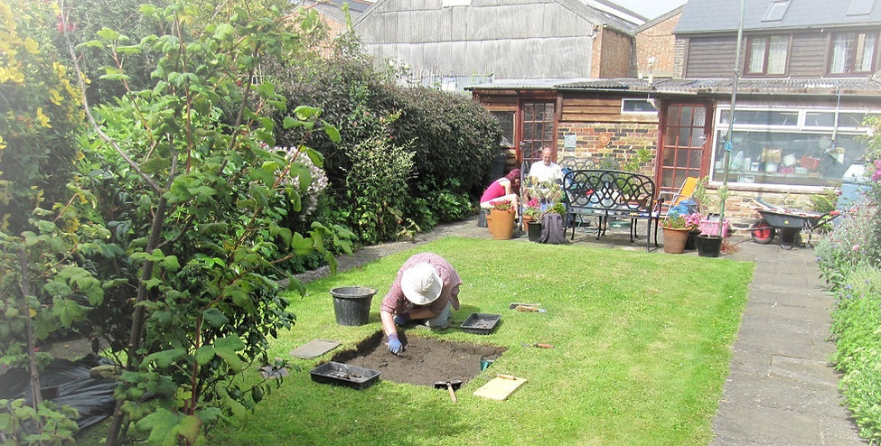 Faversham, FSARG, Community Archaeology