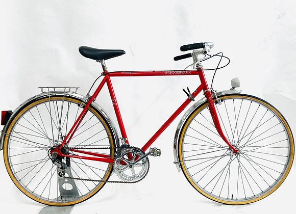 Peugeot city racer (verkocht)