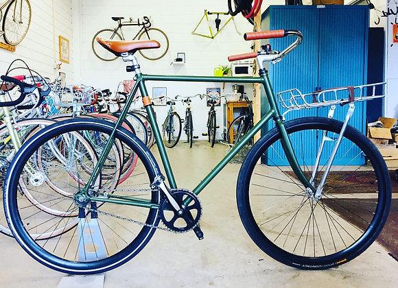 Custom Koga Miyata Porteur (verkocht)