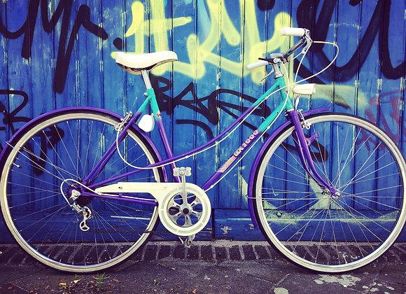 """""""Purple haze"""" (verkocht)"""