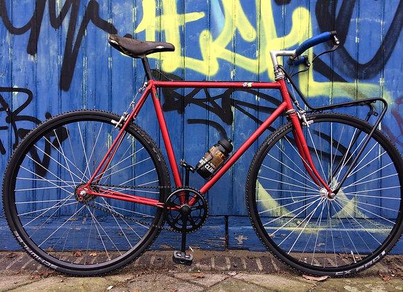 Fraai Staal Cycle cross