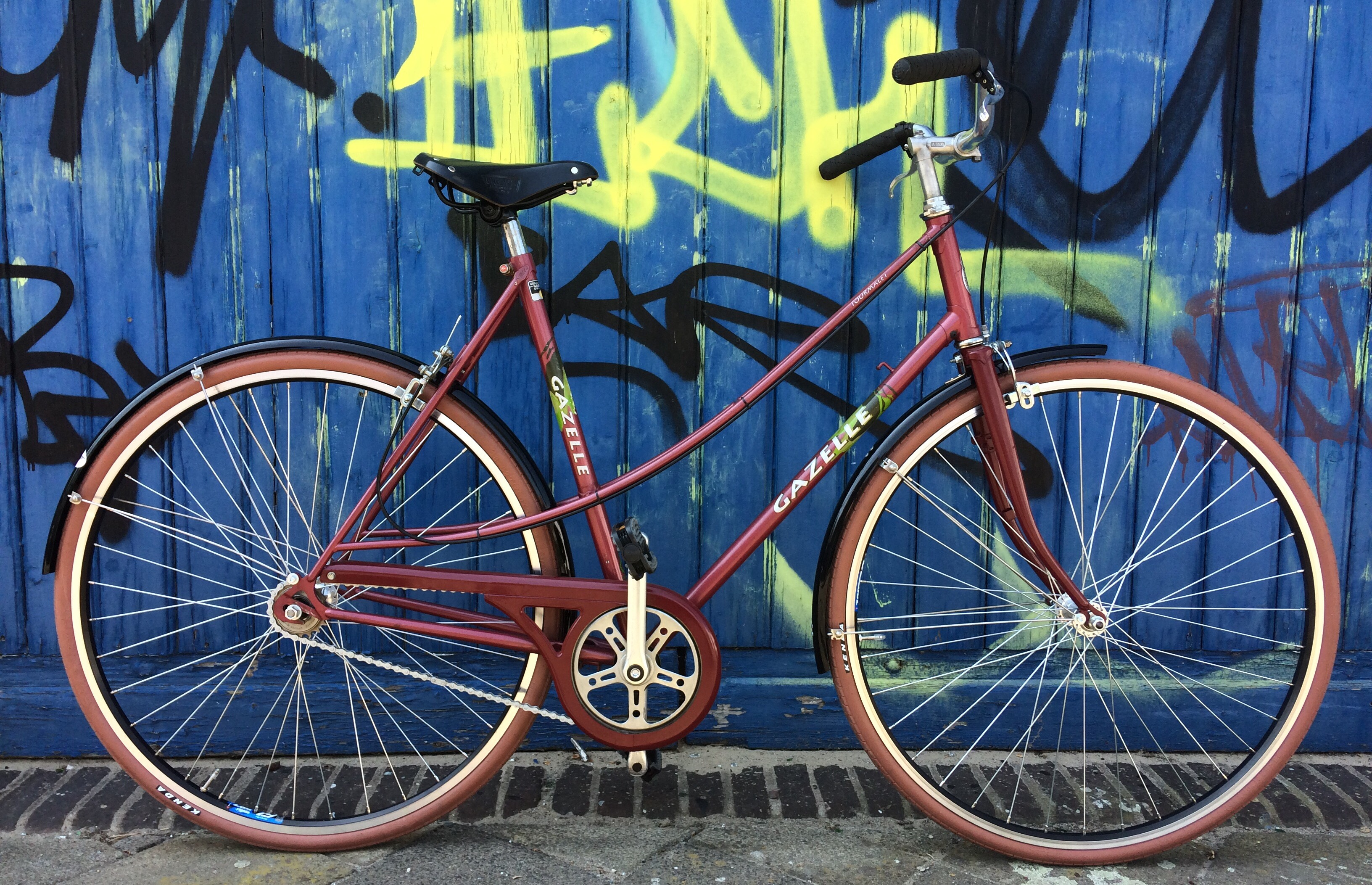 Gazelle single speed