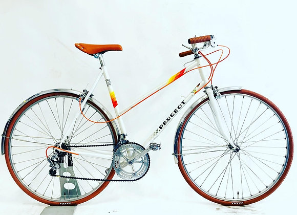 Peugeot custom mixte (verkocht)