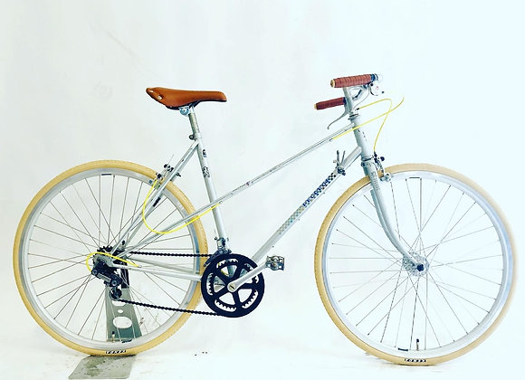 Custom Peugeot mixte (verkocht)