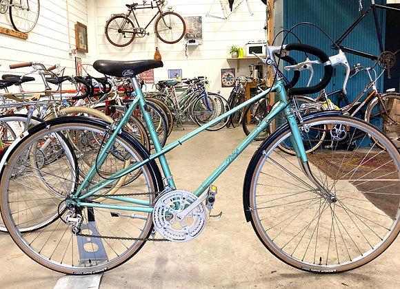 Raleigh mixte 1980 (verkocht)