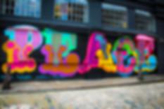 Ben eine peace is possible street art shoreditch london