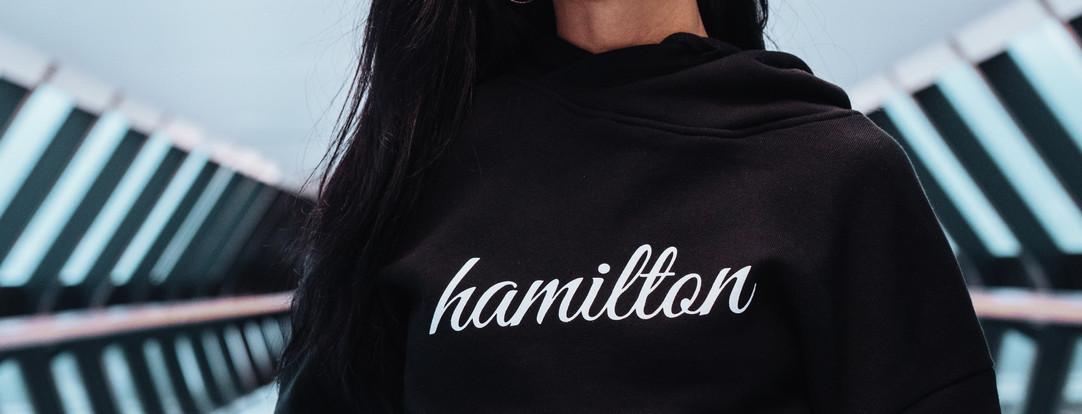 Hollywood Hamilton Women's Collection Header