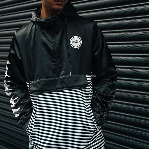Hollywood Hamilton Graffiti Windbreaker geometric jacket