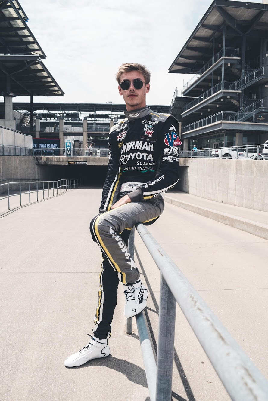'HH x DH' Race Collection indy motor speedway 2018