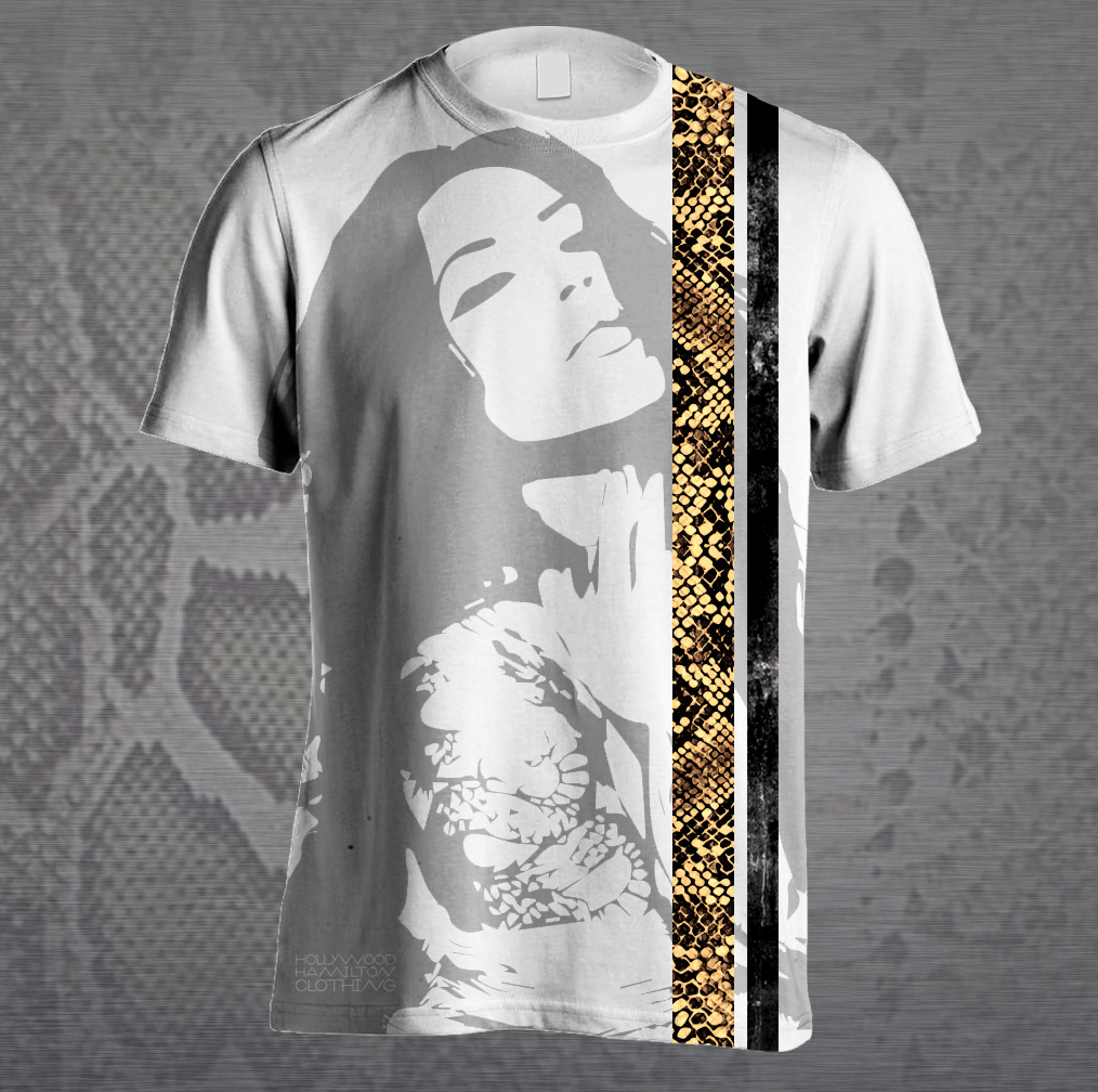 Men's 'Tatted in Gold' Tee