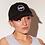 Model wearing classic logo dad hat
