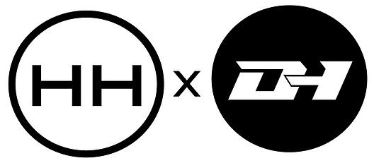Hollywood Hamilton and Davey Hamilton collaboration logo
