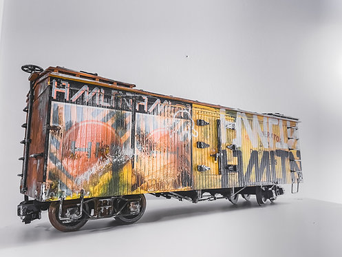 HH x Iboms Phase 2 Train side view