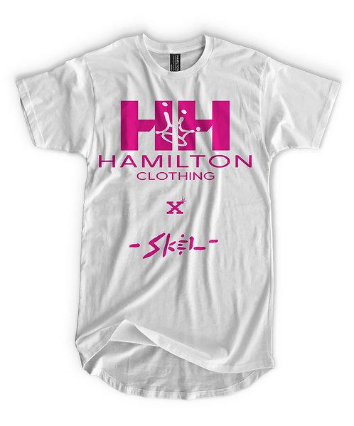hollywood hamilton clothing x jason seldon collab tshirt front view