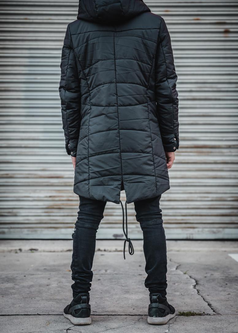 Hollywood Hamilton hyper paka back full length parka tampa streetwear