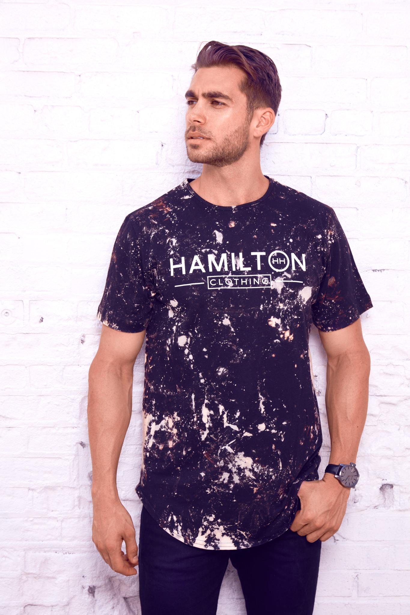 tampa mens streetwear boutique bleach tshirt hollywood hamilton clothing