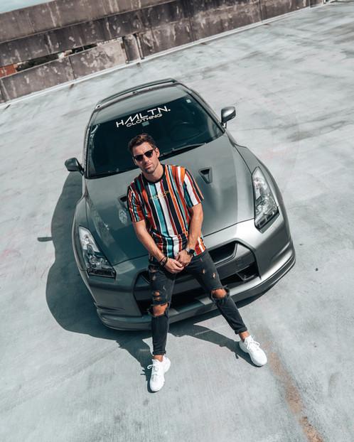 Hollywood Hamilton tampa mens tees streetwear boutique