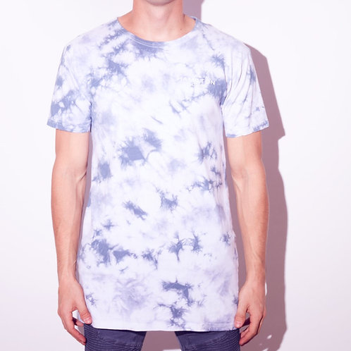 Hollywood Hamilton Blasted tie dye t-shirt front