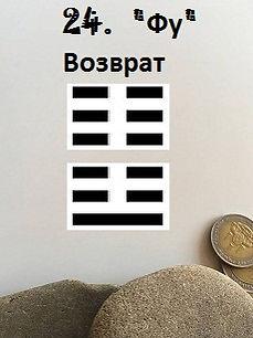 Гексаграмма 24толкование Книги перемен