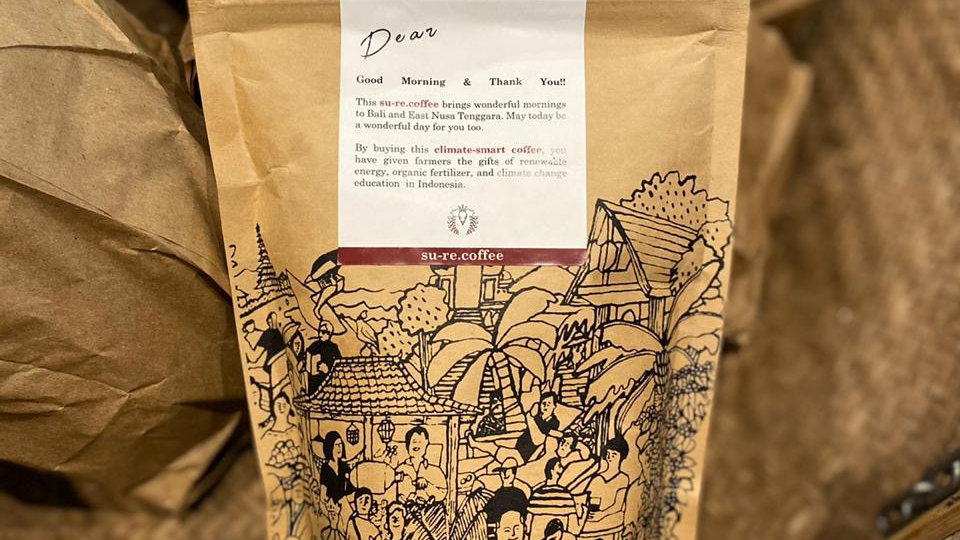 su-re.coffee - 250g (roasted & grounded)