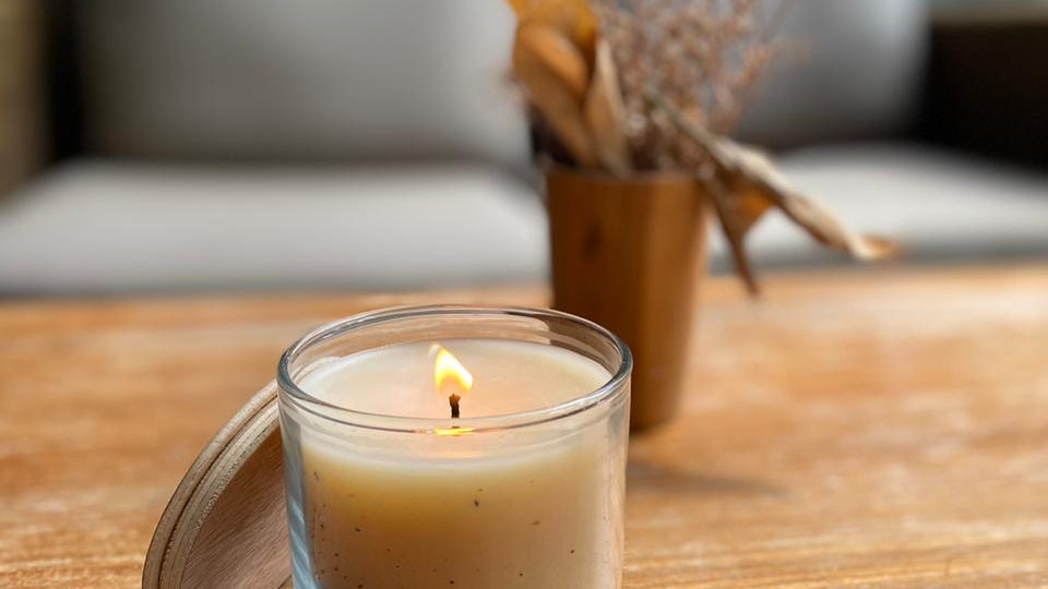 su-re.coffee Candle