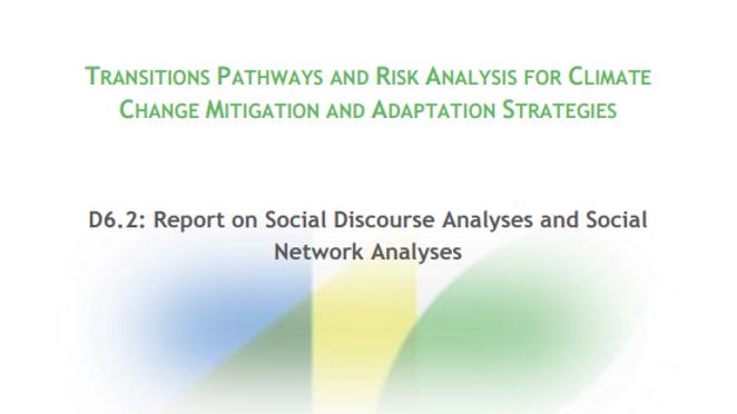 TRANSrisk Innovation Policies and Transition Pathways