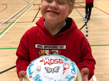 Celebrating World Down Syndrome Day!