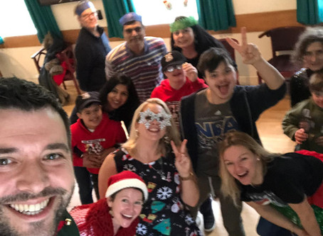 Brentford Penguins FC Christmas Party