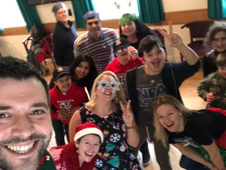 Brentford Penguins FC Christmas Party