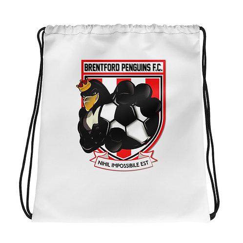 Penguins Original Drawstring bag