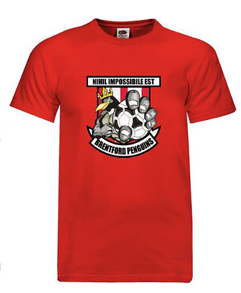 Childs Brentford Penguins T-Shirt