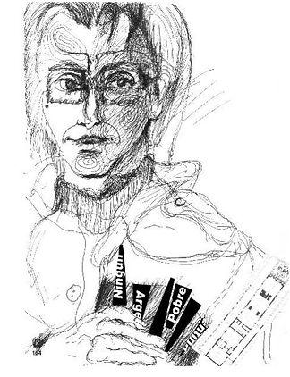 Desenho de Raul Horacio Trigo -arquitect