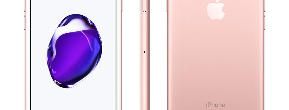 Apple iPhone 7 - Rose Gold - 32GB