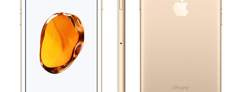 Apple iPhone 7 - Gold - 128GB