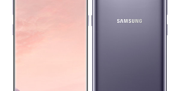 Samsung S8 - 64GB - Orchid