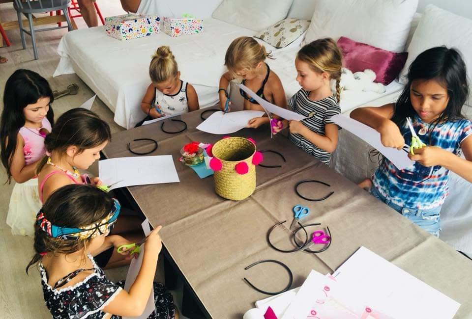 Anniversaire Enfant - Atelier créatif by Magic Events