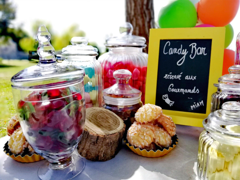 Anniversaire Enfant - Candy Bar by Magic Events