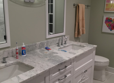 Thinking of remodeling your Kitchen or Bath?