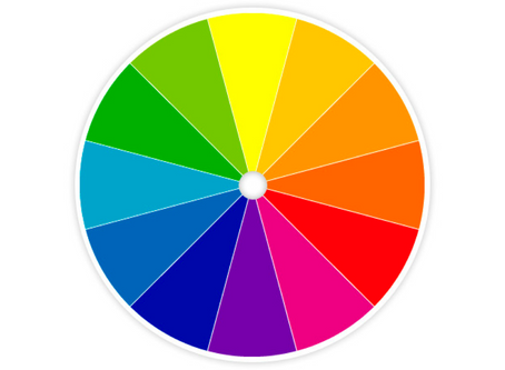 Choosing the right paint color: An Introduction to Color Theory for Interiors